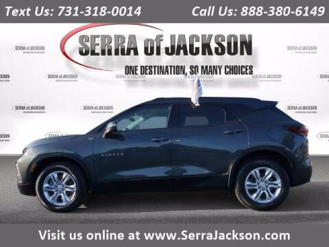 2020 Chevrolet Blazer for sale at Serra Of Jackson in Jackson TN
