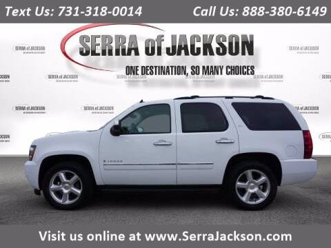2009 Chevrolet Tahoe for sale at Serra Of Jackson in Jackson TN