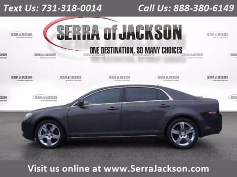 2011 Chevrolet Malibu for sale at Serra Of Jackson in Jackson TN