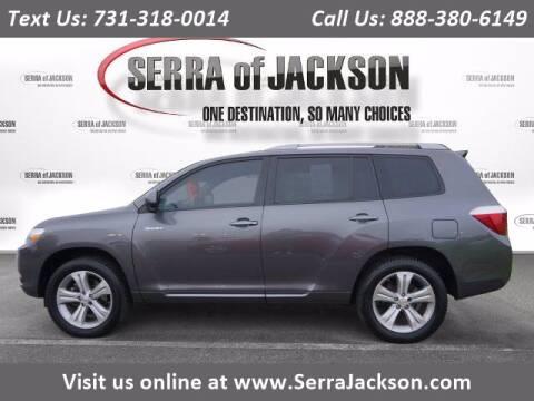 2008 Toyota Highlander for sale at Serra Of Jackson in Jackson TN
