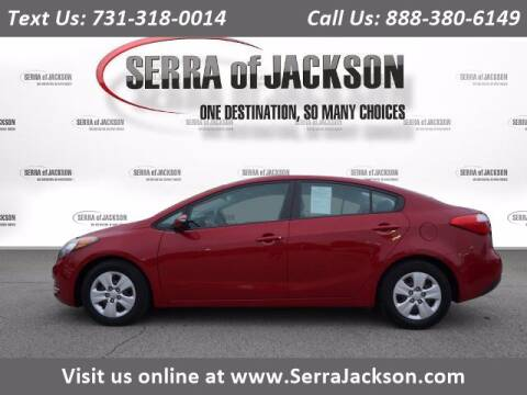 2015 Kia Forte for sale at Serra Of Jackson in Jackson TN