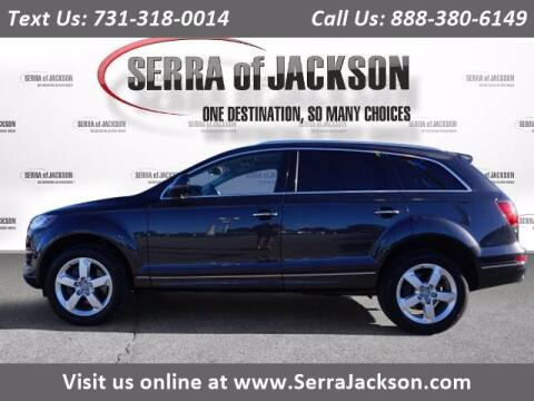 2015 Audi Q7 for sale at Serra Of Jackson in Jackson TN