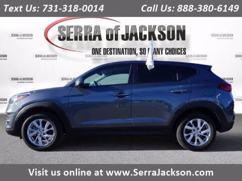 2019 Hyundai Tucson for sale at Serra Of Jackson in Jackson TN