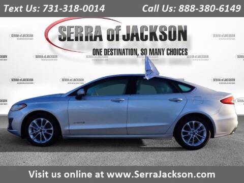 2019 Ford Fusion Hybrid for sale at Serra Of Jackson in Jackson TN