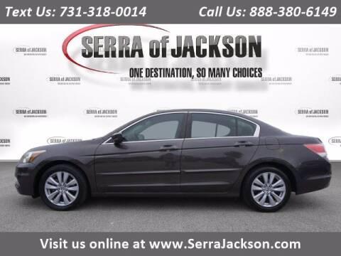 2011 Honda Accord for sale at Serra Of Jackson in Jackson TN