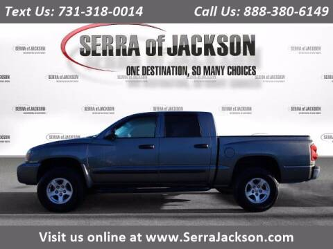 2006 Dodge Dakota for sale at Serra Of Jackson in Jackson TN