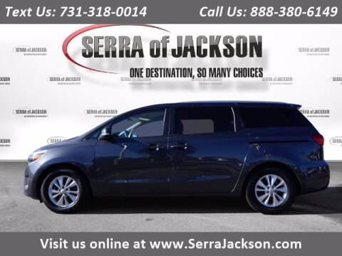 2016 Kia Sedona for sale at Serra Of Jackson in Jackson TN