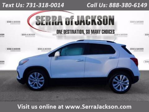 2020 Chevrolet Trax for sale at Serra Of Jackson in Jackson TN