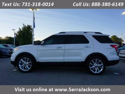 2015 Ford Explorer for sale at Serra Of Jackson in Jackson TN