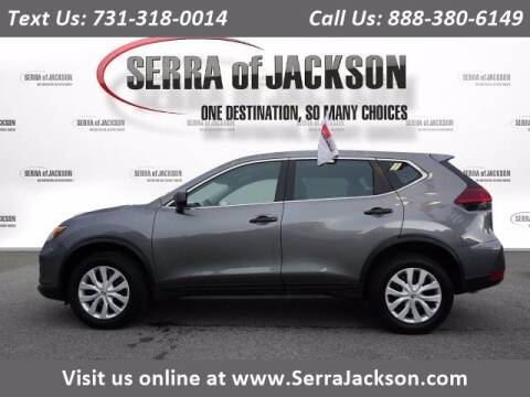2019 Nissan Rogue for sale at Serra Of Jackson in Jackson TN