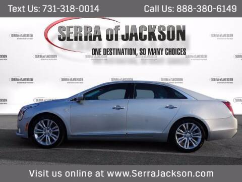2018 Cadillac XTS for sale at Serra Of Jackson in Jackson TN