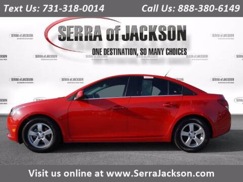 2014 Chevrolet Cruze for sale at Serra Of Jackson in Jackson TN