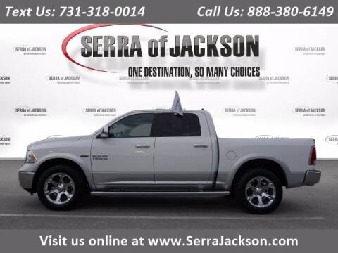 2017 RAM Ram Pickup 1500 for sale at Serra Of Jackson in Jackson TN
