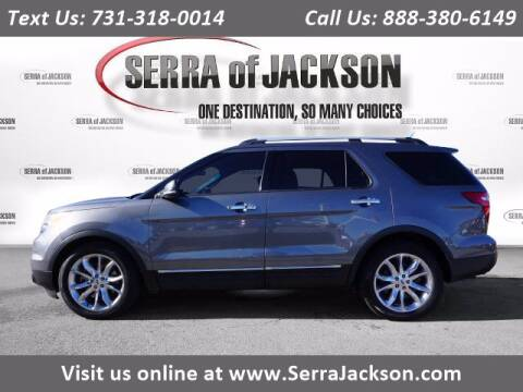2013 Ford Explorer for sale at Serra Of Jackson in Jackson TN