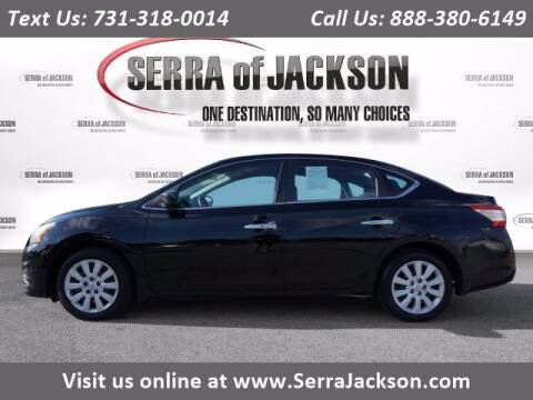2013 Nissan Sentra for sale at Serra Of Jackson in Jackson TN