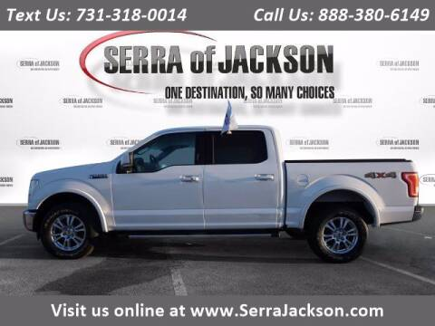 2015 Ford F-150 for sale at Serra Of Jackson in Jackson TN