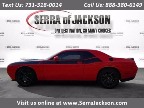 2017 Dodge Challenger for sale at Serra Of Jackson in Jackson TN