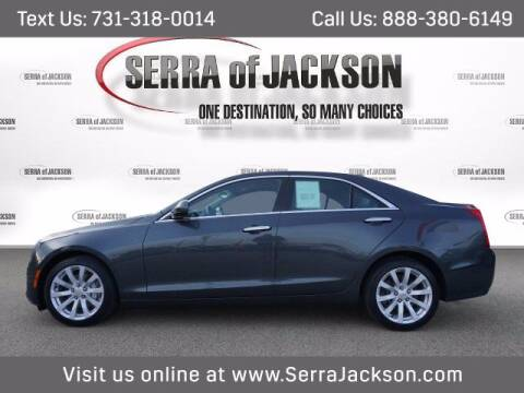 2017 Cadillac ATS for sale at Serra Of Jackson in Jackson TN