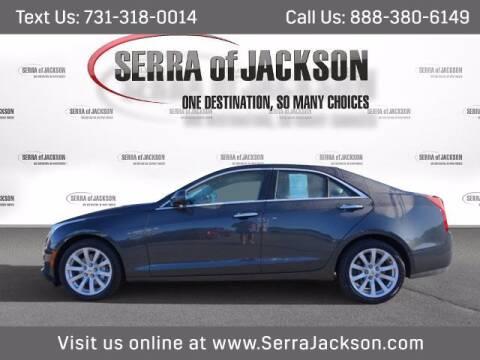 2017 Cadillac ATS for sale at Serra Of Jackson in Jackson TN