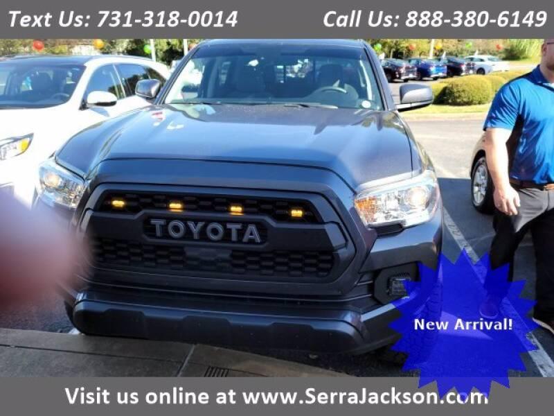2019 Toyota Tacoma for sale at Serra Of Jackson in Jackson TN