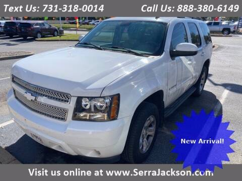 2007 Chevrolet Tahoe for sale at Serra Of Jackson in Jackson TN