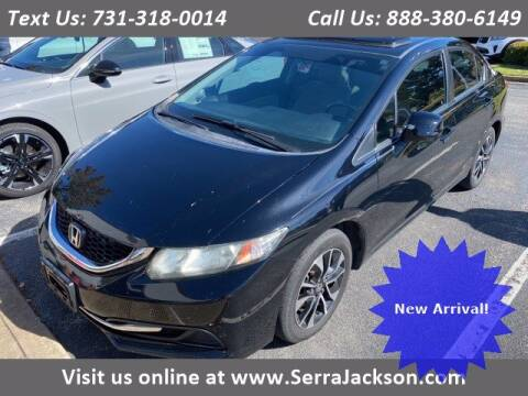2013 Honda Civic for sale at Serra Of Jackson in Jackson TN