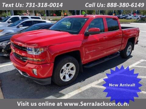 2016 Chevrolet Silverado 1500 for sale at Serra Of Jackson in Jackson TN