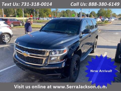 2015 Chevrolet Tahoe for sale at Serra Of Jackson in Jackson TN