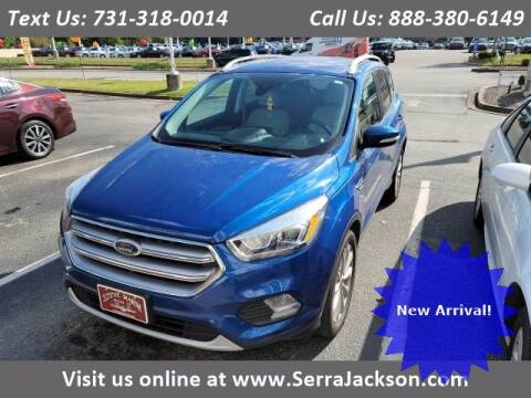 2017 Ford Escape for sale at Serra Of Jackson in Jackson TN