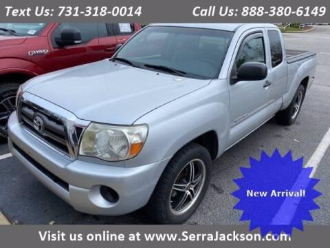 2010 Toyota Tacoma for sale at Serra Of Jackson in Jackson TN