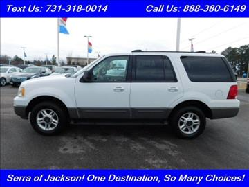 2003 Ford Expedition for sale in Jackson, TN