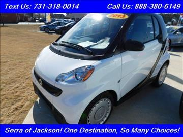 2013 Smart fortwo for sale in Jackson, TN