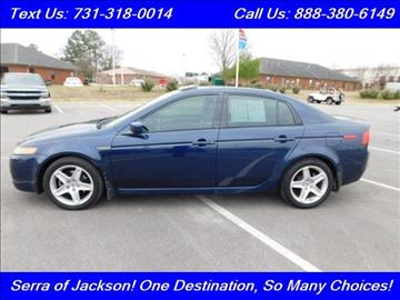 2006 Acura TL for sale in Jackson, TN