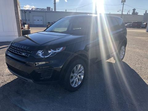 2017 Land Rover Discovery Sport Awd Se 4dr Suv In Scottsbluff Ne