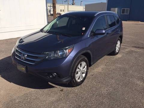 2012 Honda CR-V for sale at Valley Auto Locators in Gering NE