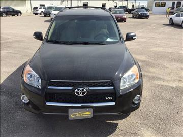 2010 Toyota RAV4 for sale at Valley Auto Locators in Gering NE