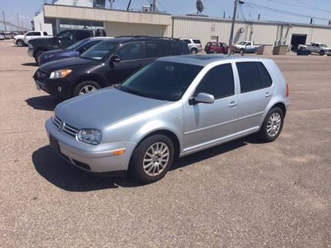 2004 Volkswagen Golf for sale at Valley Auto Locators in Gering NE