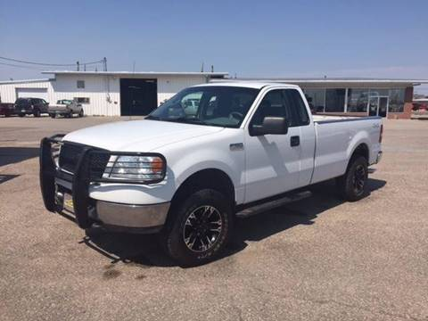 2005 Ford F-150 for sale at Valley Auto Locators in Gering NE