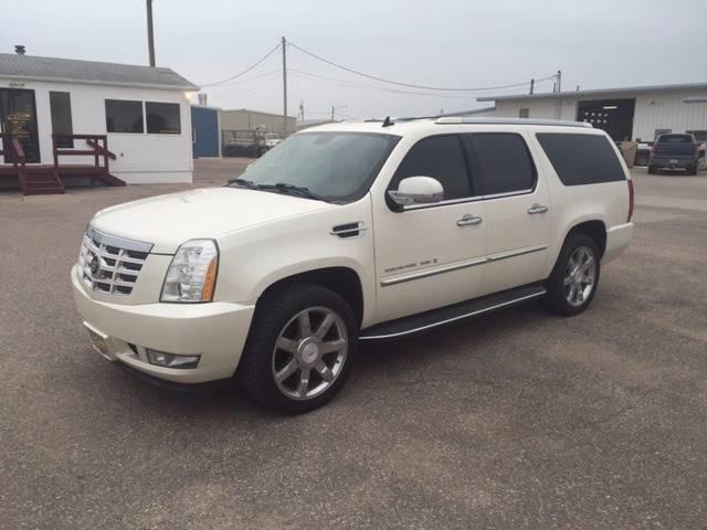 2007 Cadillac Escalade ESV for sale at Valley Auto Locators in Gering NE