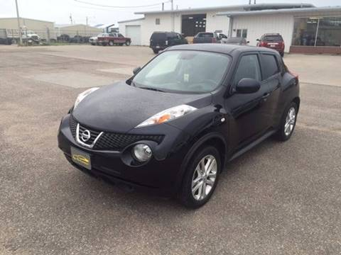 2012 Nissan JUKE for sale at Valley Auto Locators in Gering NE