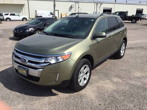 2013 Ford Edge for sale at Valley Auto Locators in Gering NE