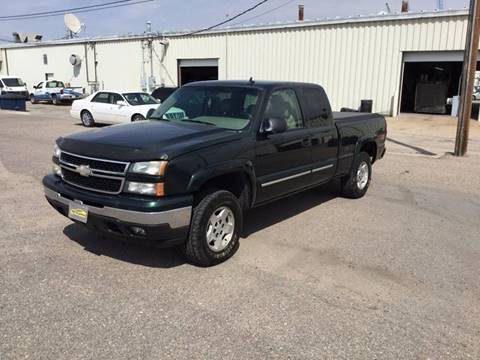 2007 Chevrolet Silverado 1500 Classic for sale at Valley Auto Locators in Gering NE