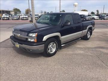 2005 Chevrolet Silverado 1500 for sale at Valley Auto Locators in Gering NE