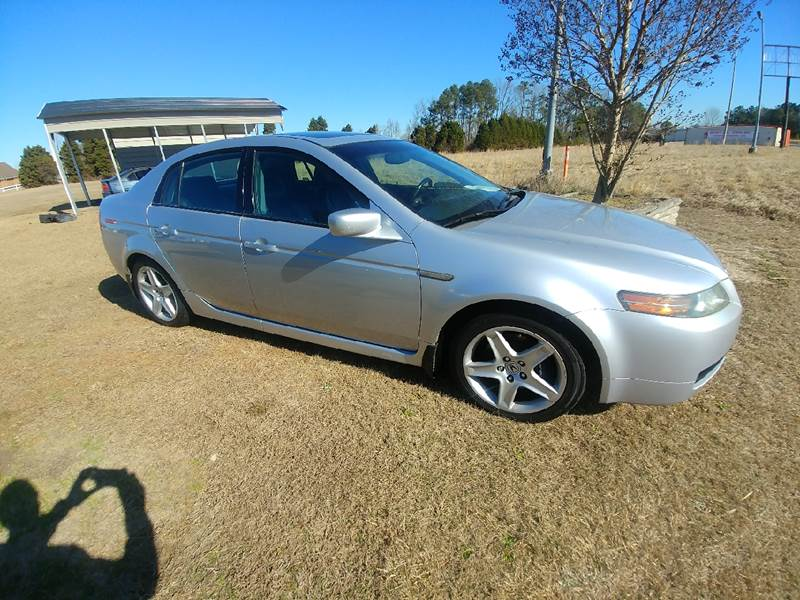 Acura Tl Dr Sedan WPerformance Tires In La Grange NC - Tires acura tl