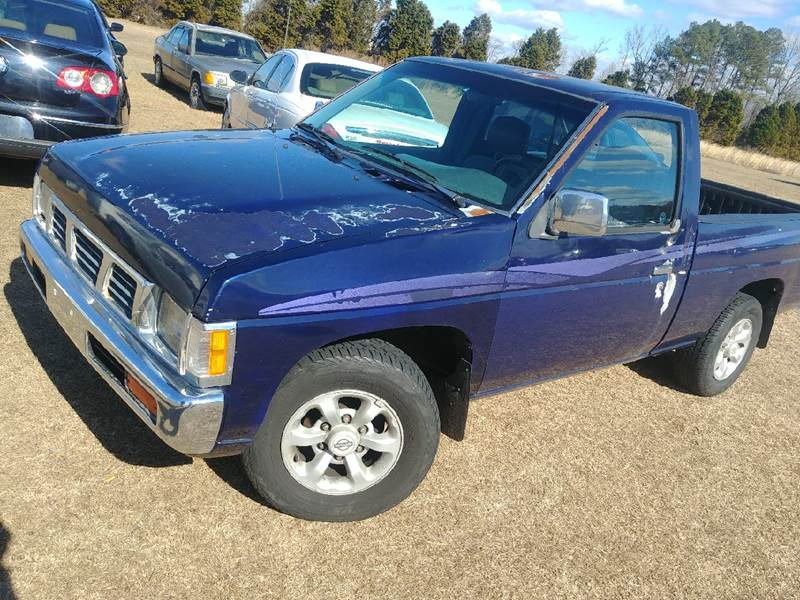 1997 Nissan Frontier In La Grange NC - Rawlings Auto Sales INC