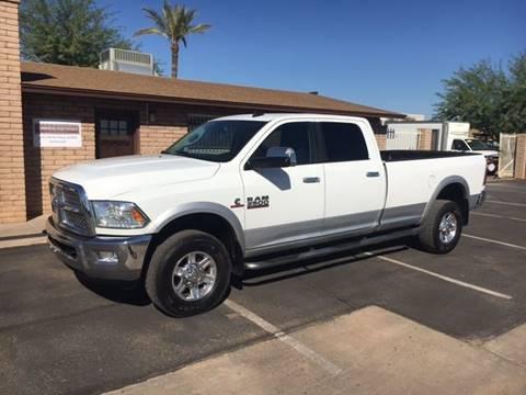 2013 RAM Ram Pickup 2500 for sale in Phoenix, AZ