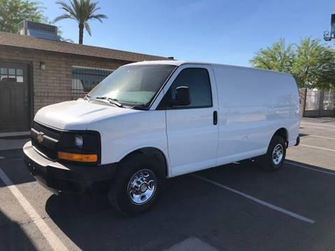 Cargo Van For Sale >> Cargo Vans For Sale In Phoenix Az Carsforsale Com