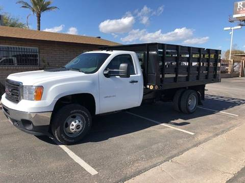 2012 GMC Sierra 3500HD CC for sale in Phoenix, AZ