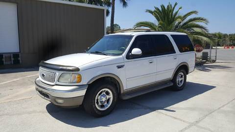 2001 Ford Expedition for sale in St Augustine, FL