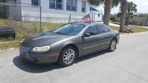 2002 Chrysler Concorde for sale in St Augustine, FL